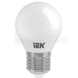შუქდიოდური ნათურა IEK LLE-G45-5-230-30-E27 3000K 5W E27