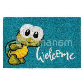 ფეხსაგები Hamat BV Ruco Print Welcome Turtle 40x60
