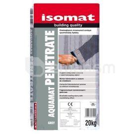 ჰიდროიზოლაცია სარდაფებისთვის Isomat Aquamat-Penetrate 20 კგ